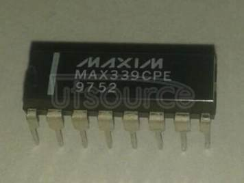 MAX339CPE