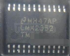 LMX2352TMX/NOPB