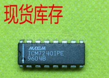 ICM7240IPE Fixed And Programmable Timer/Counters