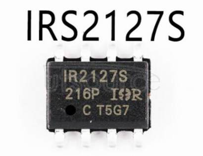 IRS2127STRPBF High-Side Gate Driver IC Non-Inverting 8-SOIC