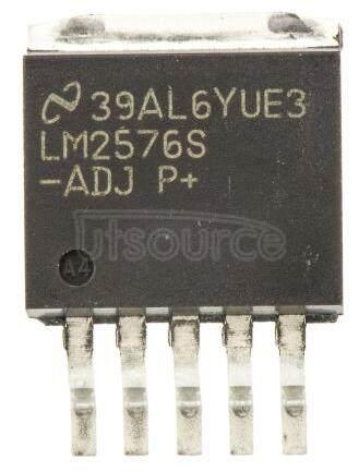 LM2576S-ADJ/NOPB