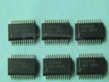 MAX6616AEG+