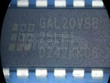GAL20V8B-25LPI