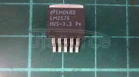 LM2576HVSX-3.3/NOPB