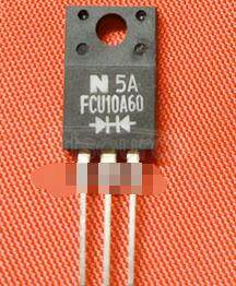 FCU10A60 FRD   FOR   POWER   FACTOR   IMPROVEMENT   HIGH   FREQUENCY   RECTIFICATION