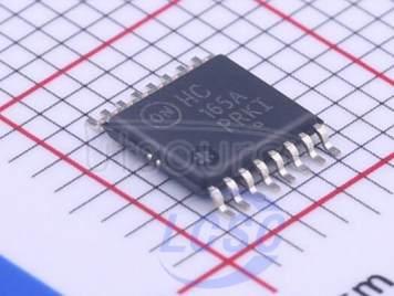 MC74HC165ADTR2G