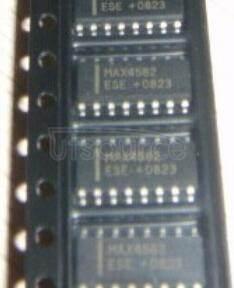 MAX4582ESE+ IC MULTIPLEXER DUAL 4X1 16SOIC