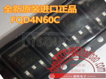 FQD4N60