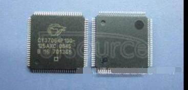 CY37064P100-125AXC