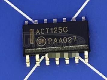 MC74ACT125DG