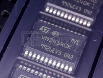 VNI4140KTR IC SMART PWR QUAD HISD PWRSSO24 VNI4140K  4140 VNI414 4140K VNI41 4140KT