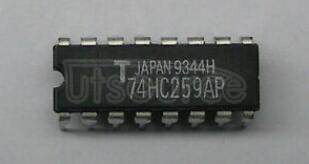 74HC259AP