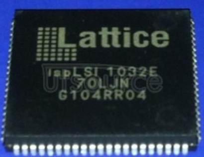 ISPLSI1032E-70LJN