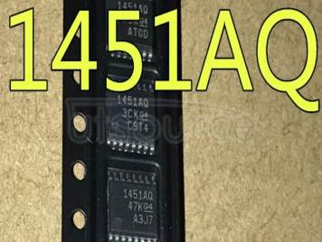 TL1451AQPWRG4Q1 IC REG CTRLR PWM 16-TSSOP TL1451AQPWRG  1451AQ TL1451AQP 1451AQP TL1451AQ 1451AQPW