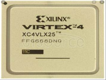 XC4VLX25-11FFG668C