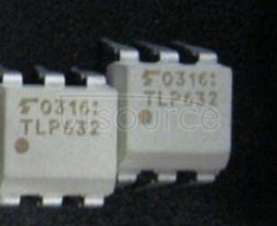 TLP632 Photocoupler GaAs IRED+Photo Transistor(+)
