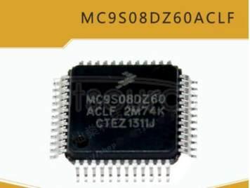 MC9S08DZ60ACLF