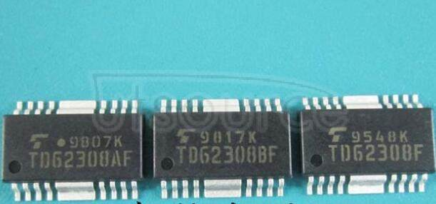TD62308F 4CH LOW INPUT ACTIVE HIGH-CURRENT DARLINGTON SINK DRIVER