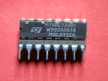 M74HC139B1