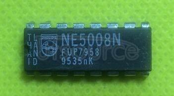NE5008N 8-Bit high-speed multiplying D/A converter