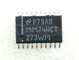 MM74HCT273WM