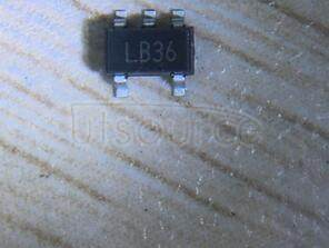 MIC5205-3.6BM5 150mA Low-Noise LDO Regulator