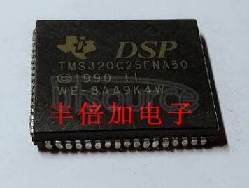 TMS320C25FNA50