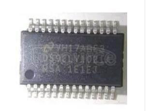 DS92LV1021AMSA/NOPB DS92LV1021A 16-40 MHz 10 Bit Bus LVDS Serializer<br/> Package: SSOP-EIAJ<br/> No of Pins: 28<br/> Qty per Container: 47/Rail