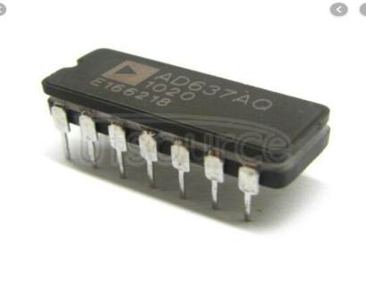 AD637AQ High Precision, Wide-Band RMS-to-DC Converter