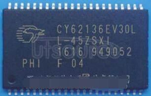 CY62136EV30LL-45ZSXI