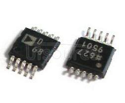 AD9833BRMZ +2.3 V to +5.5 V, Low Power 20 mW, Programmable Waveform Generator in 10-Pin &#181<br/>SOIC Package