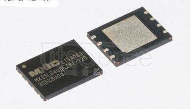 MX25L6408EZNI-12G Memory IC