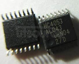 74HC4053PW