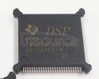 TMS320C31PQA50