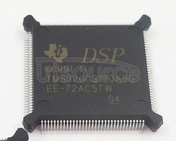 TMS320C31PQA50 DIGITAL SIGNAL PROCESSORS