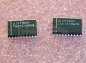 DM74ALS573BWM