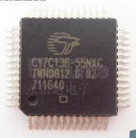 CY7C136-55NXC