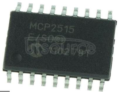 MCP2515-E/SO MCP2515 Stand-Alone CAN Controllers