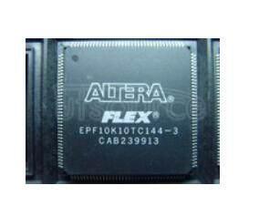 EPF10K10TC144-3