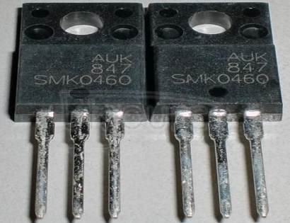SMK0460F SWITCHING   REGULATOR   APPLICATIONS
