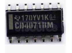 CD4071BM96 CMOS OR GATES