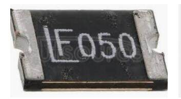 1812L050PR PTC .50A 15VDC RESETTABLE 1812L