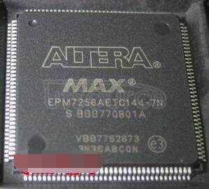 EPM7256AETC144-7N