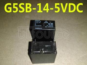 G5SB-14-5VDC
