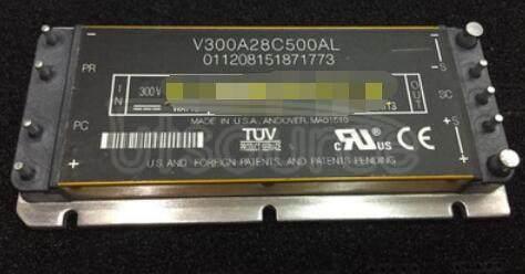 V300A28C500AL DC to DC Converter