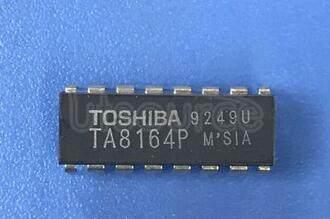 TA8164P 3V MONAURAL RADIO IC