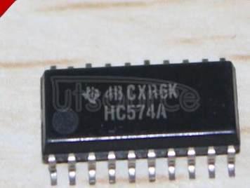 SN74HC574ANSR