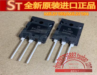 MJL21193G/MJL21194G