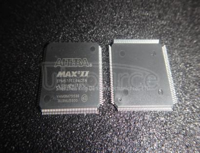 EPM570T144C5N IC CPLD 440MC 5.4NS 144TQFP