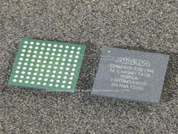 EPM240F100I5N IC CPLD 192MC 4.7NS 100FBGA